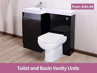 Toilet and Basin Vanity Units